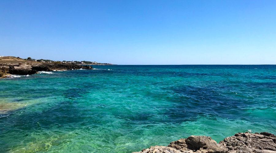 La costa di Mancaversa