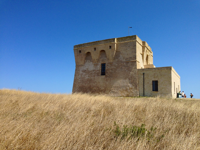 La Torre di Torre Guaceto