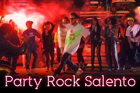 Party Rock Salento