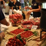 I prodotti dell'Azienda Agricola Calemone, uno su tutti il Fiaschetto di Torre Guaceto.
