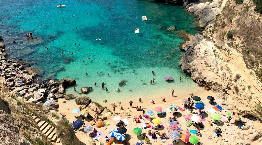 Spiaggia di Porto Miggiano
