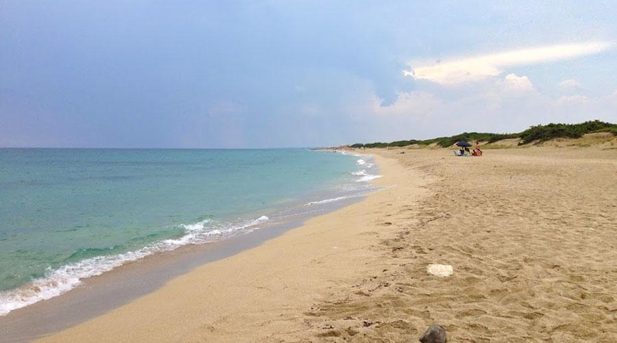 Spiaggia di Torre Colimena