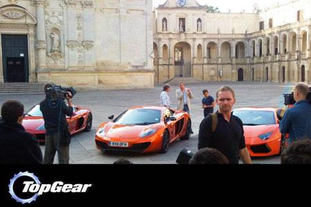 Top Gear Lecce