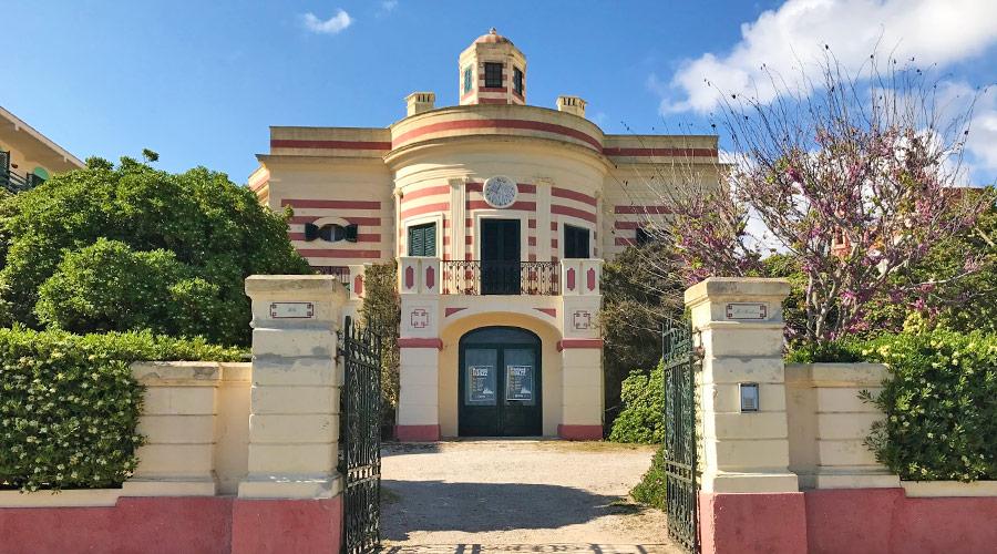 Villa Meridiana a Leuca
